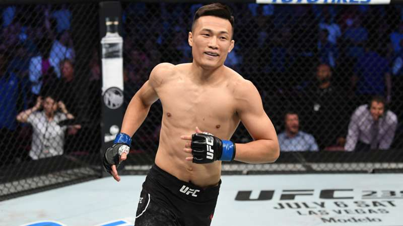 ONLY GER UFC The Korean Zombie Moicano 22062019