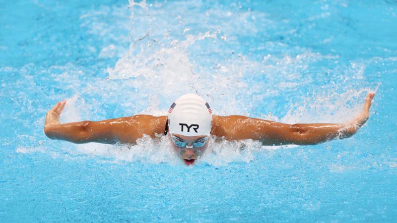 Torri Huske USA Swimming Olympia 2021 24072021