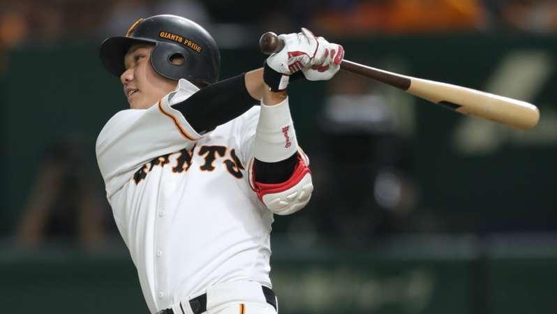 2019-04-12 hayato sakamoto yomiuri giants