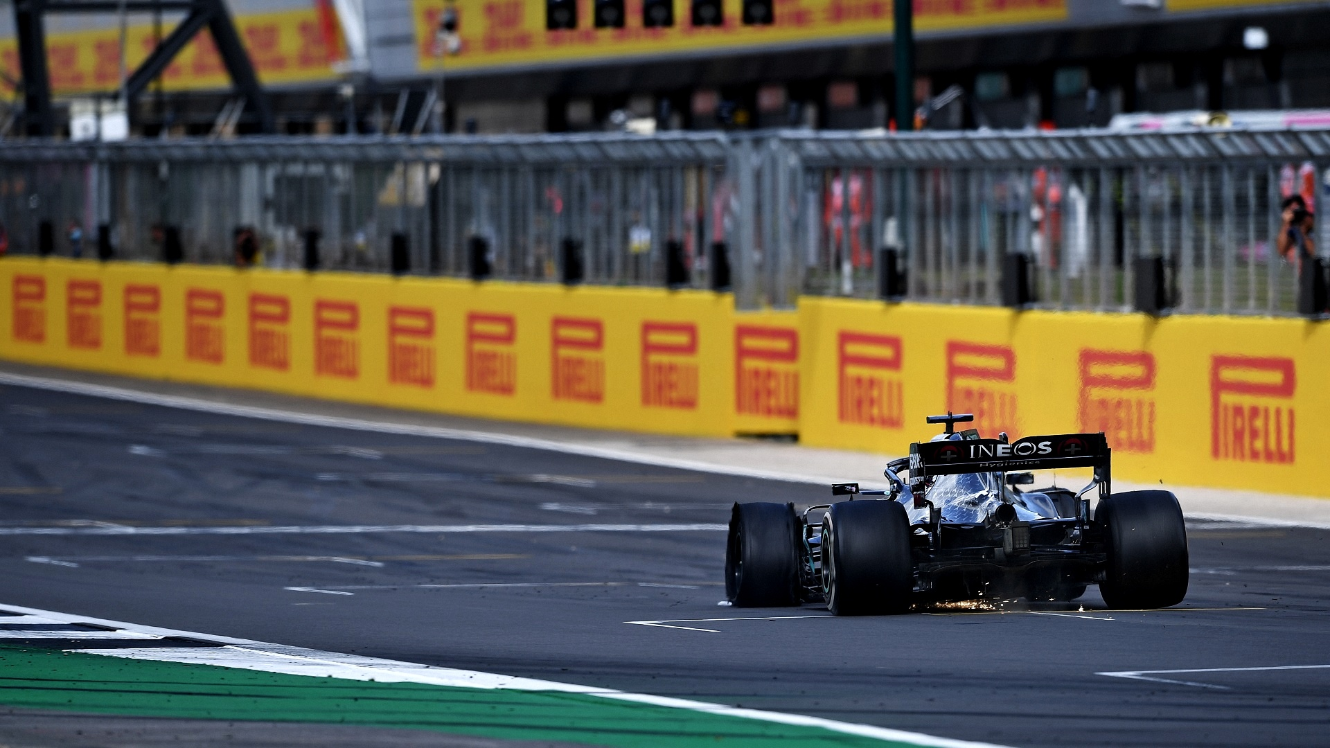 2020-08-02 British F1 Formula 1 Hamilton Mercedes