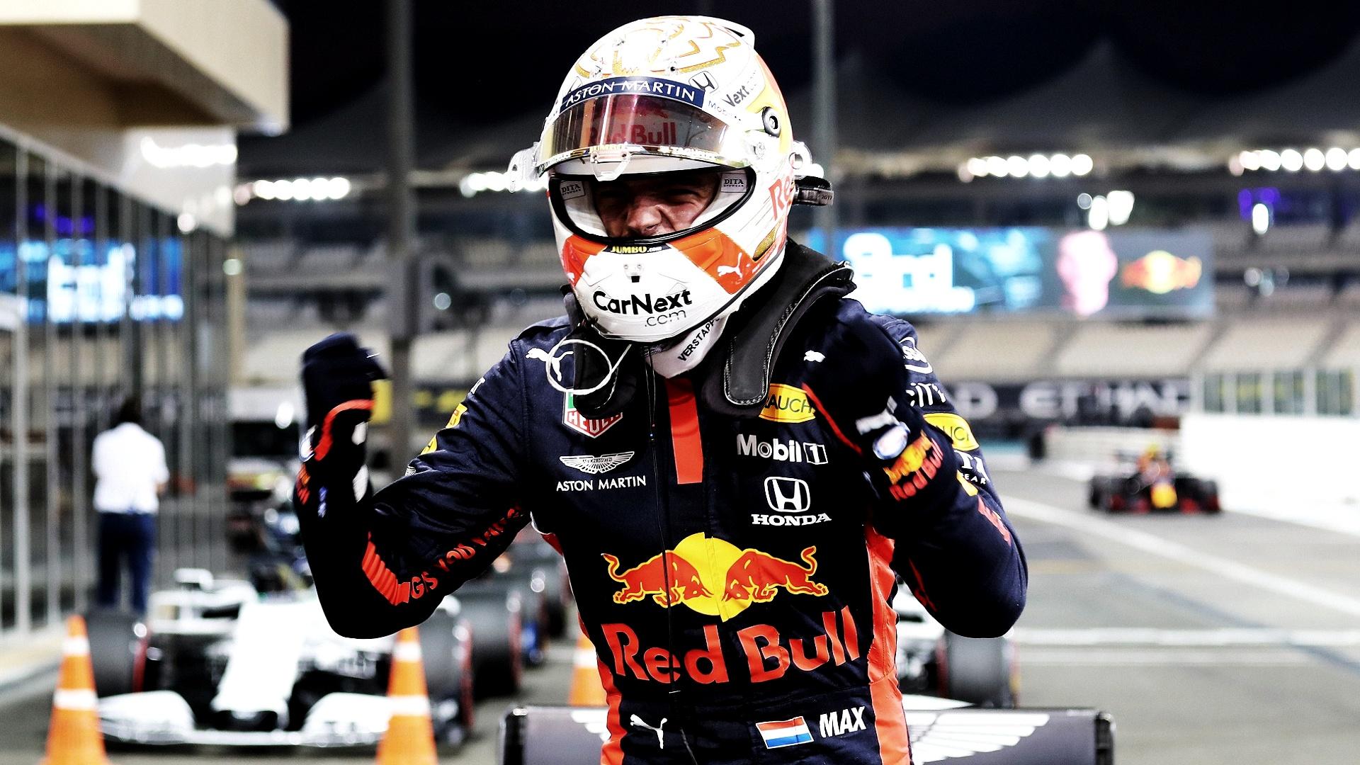 2020-12-12 Verstappen Red Bull F1 Formula 1
