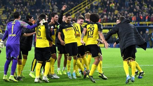 Dazn Dortmund Paris