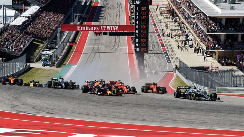 2021-10-13 2019 USA grand prix F1 Formula 1 Circuit of the Americas