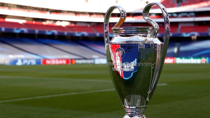 Champions League Trophy 230820