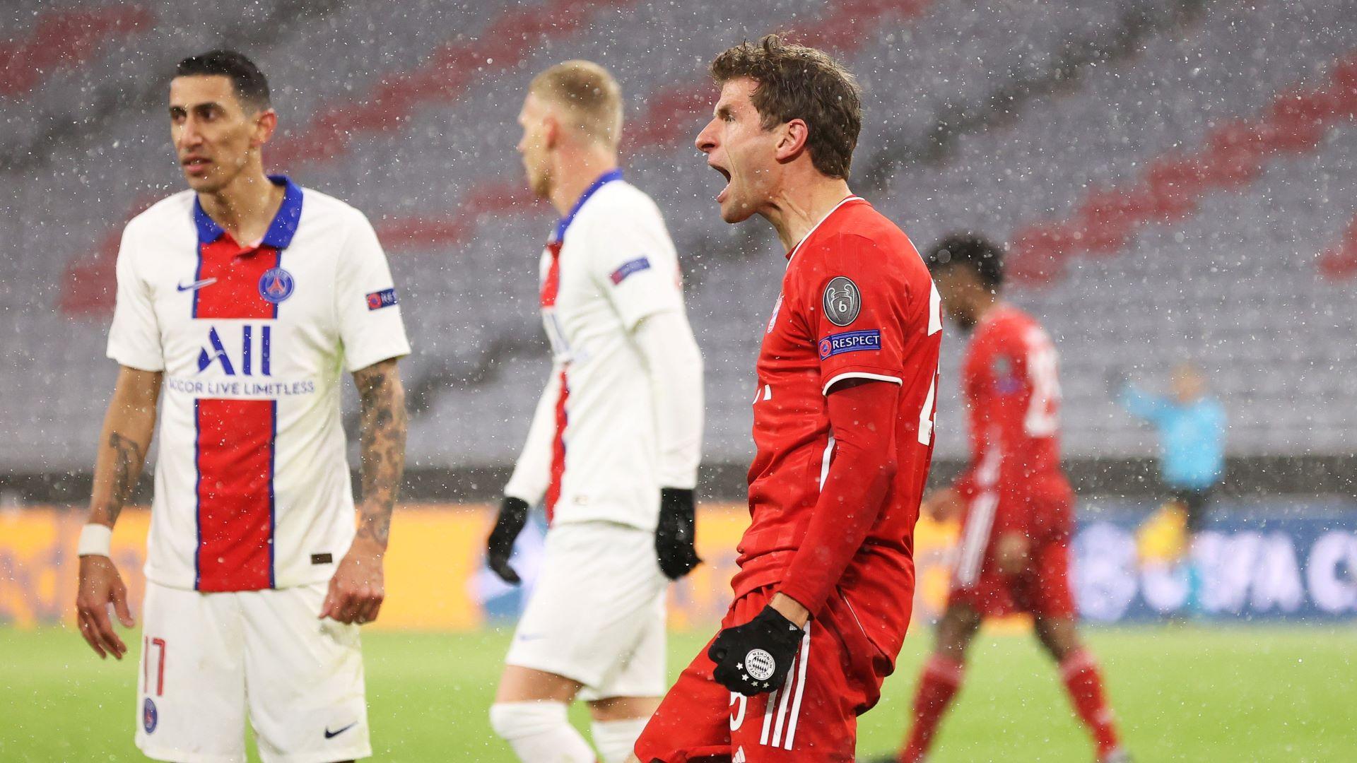 PSG FC Bayern München Müller Di Maria Livestream TV