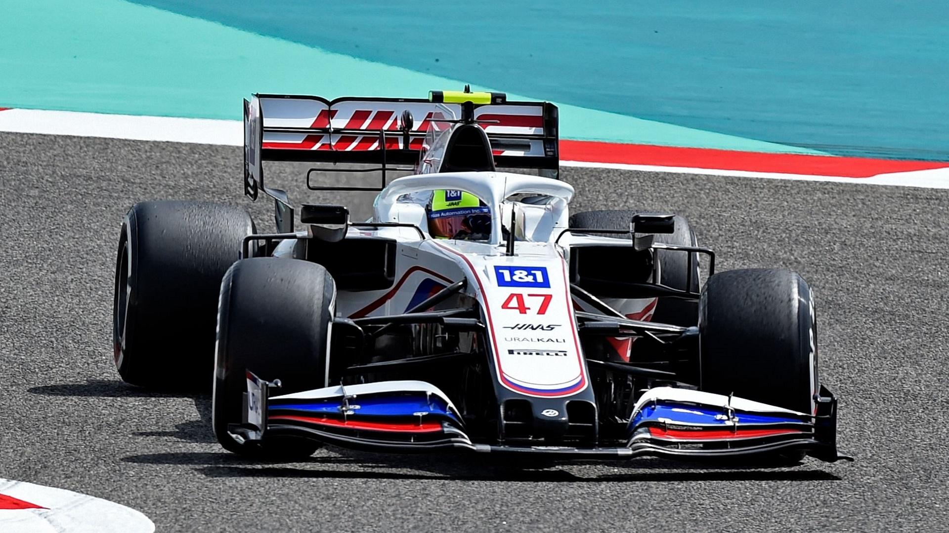 2021-03-12 Schumacher Haas F1 Formula 1