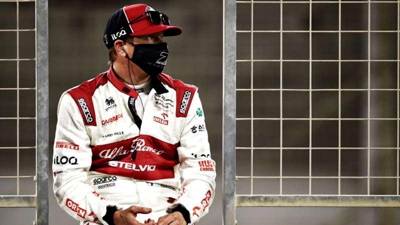 2020-12-31 Formula 1 F1 Raikkonen AlfaRomeo