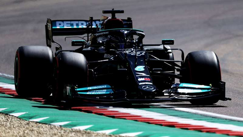 2021-04-18 Hamilton Mercedes F1 Formula 1
