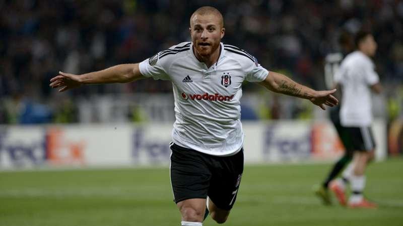 Gökhan Töre Besiktas Europa League 01102015