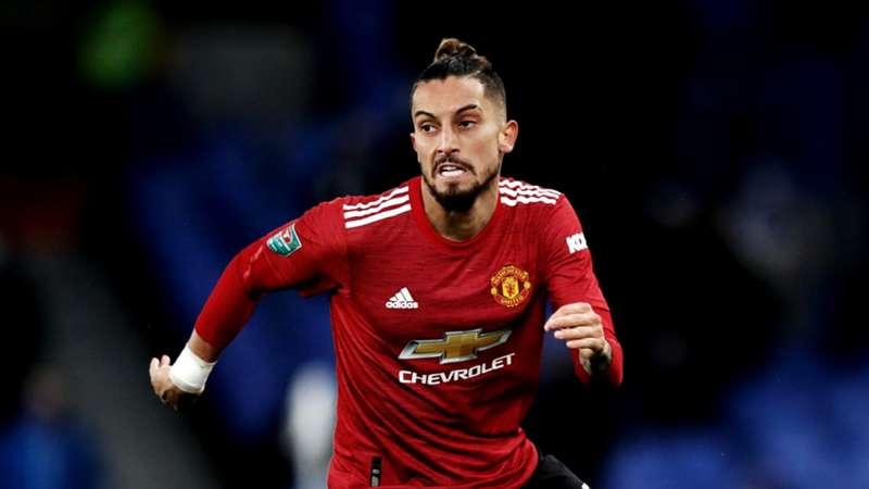 20201223-Alex Telles-Manchester United