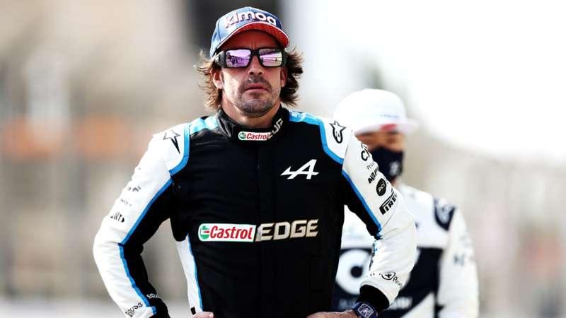 2021-04-02 Alonso Alpine F1 Formula 1