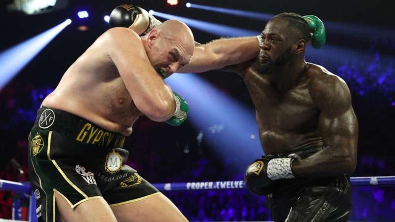 Deontay Wilder Tyson Fury Schwergewicht WBC 22022020