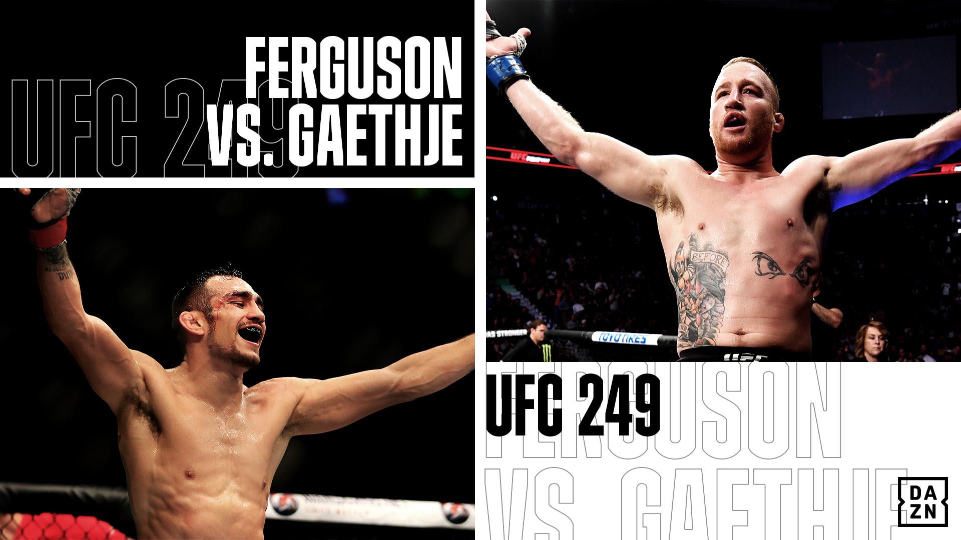 UFC 249? Time, TV schedule, live stream ...