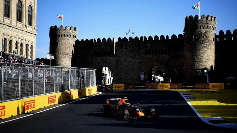 2021-05-22 2019 Azerbaijan Circuit F1 Formula 1
