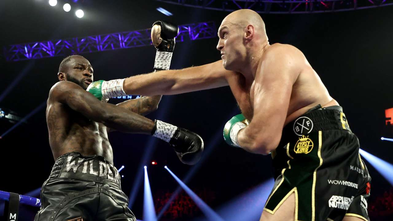 Fury v Wilder III Postponed As Boxer Tests Positive For COVID-19