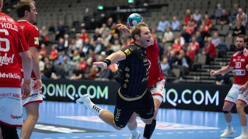 Steffen Weinhold THW Kiel Aalborg