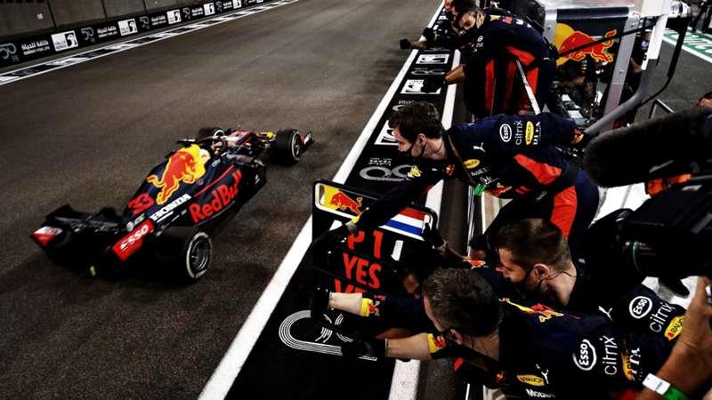2020-12-13 Max Verstappen Red Bull Formula 1 F1