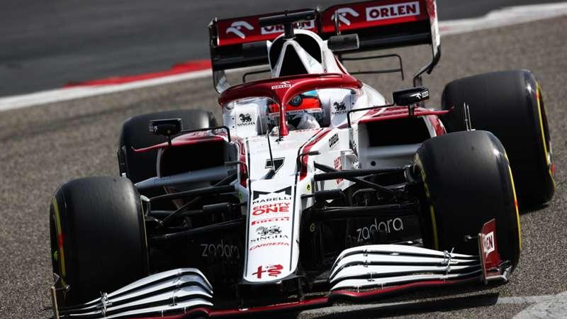 2021-03-12 Raikkonen Alfa Romeo Alfaromeo F1 Formula 1