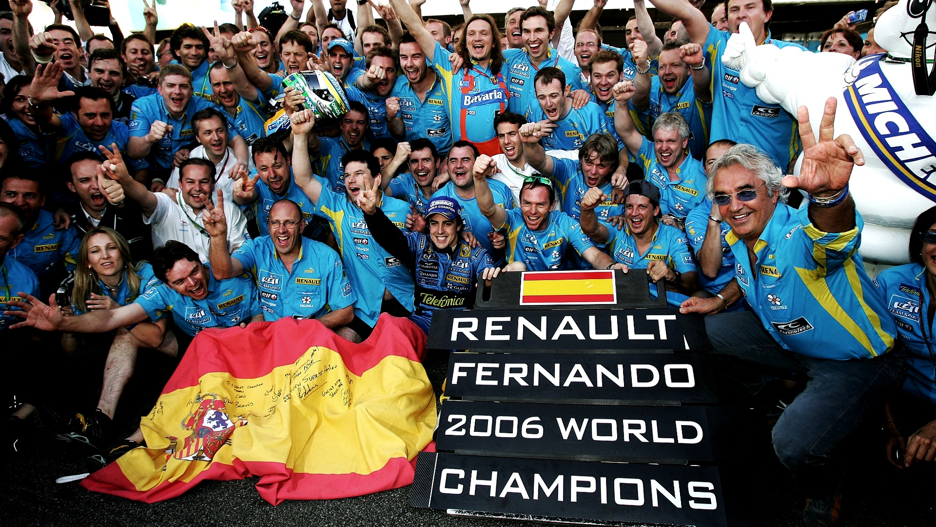 2021-01-09 2006 Formula 1 F1 Fernando Alonso