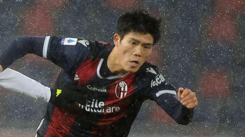 2021-2-12-Takehiro Tomiyasu-Bologna