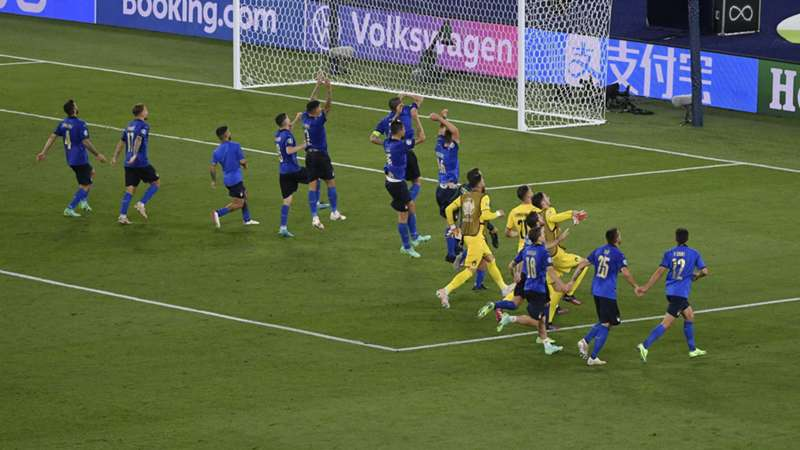 Italien Schweiz EURO 2020 16062021