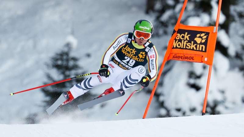 ONLY GER Andreas Sander FIS Ski Alpine Val Gardena 19122020