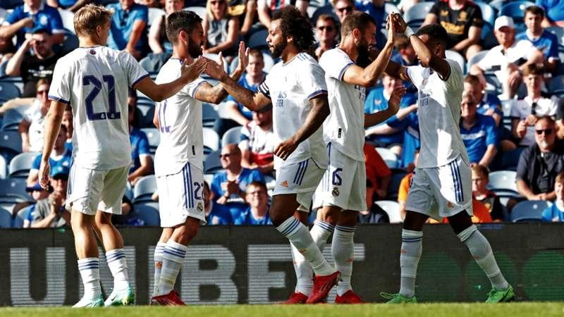 20210725_Real Madrid_Pre-Season