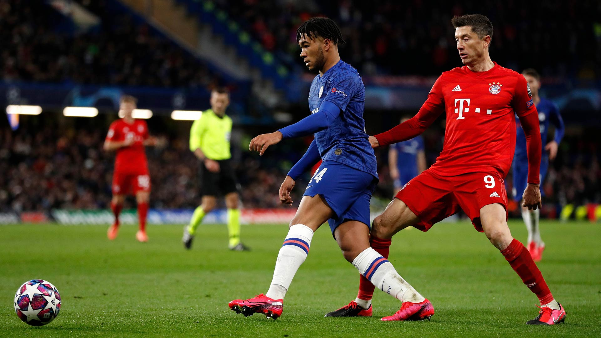 Bayern Chelsea Dazn