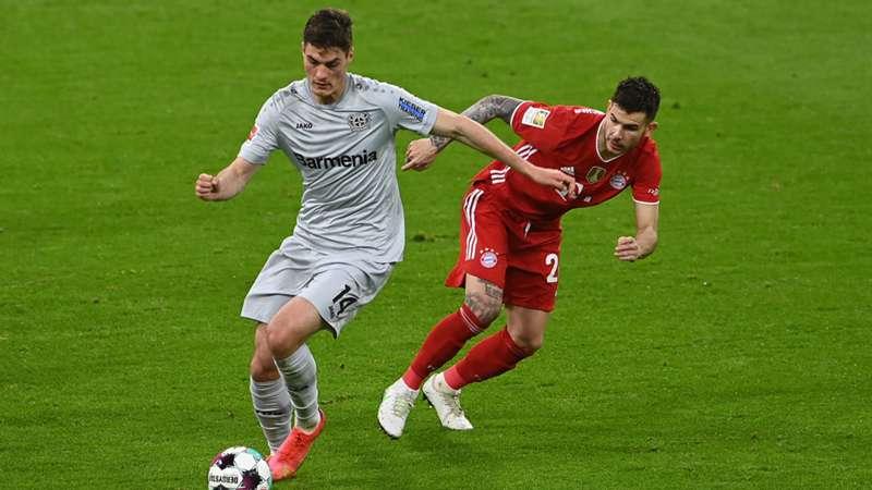 FC Bayern München Bayer Leverkusen Patrick Schick