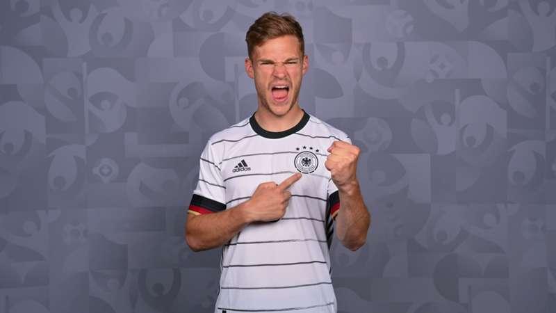 Deutschland Kimmich Fußball-EM 2021