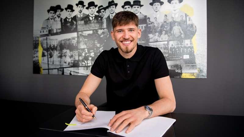 Gregor Kobel Borussia Dortmund Vertrag Transfer 31052021