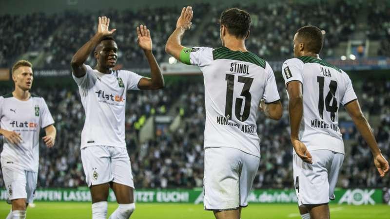 ONLY GER Borussia Mönchengladbach Arminia Bielefeld Bundesliga Lars Stindl 12092021