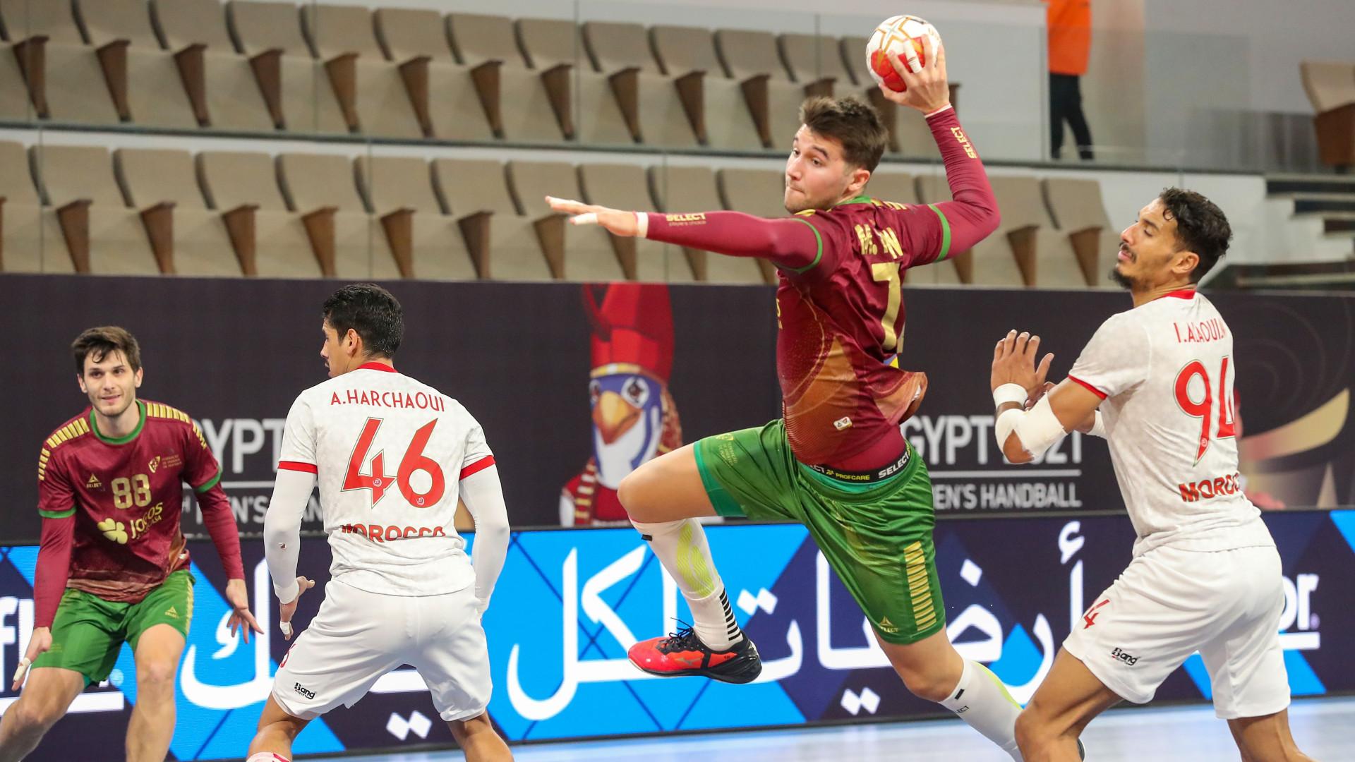 Handball WM Portugal 16012021