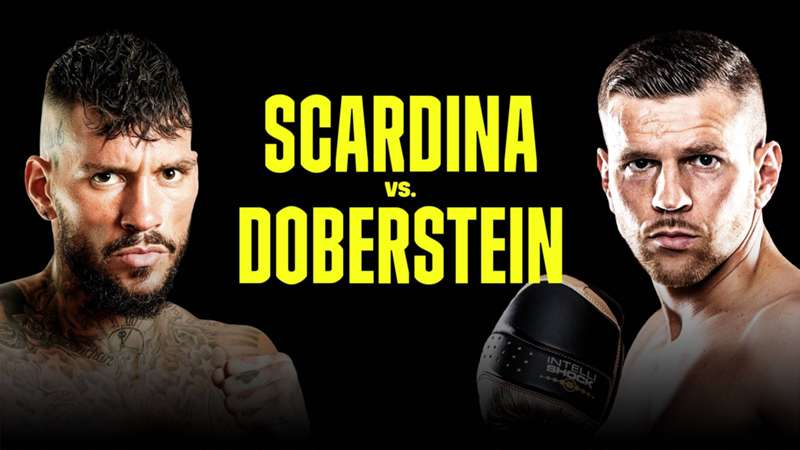 Scardina vs Doberstein DAZN Milano Boxing Night