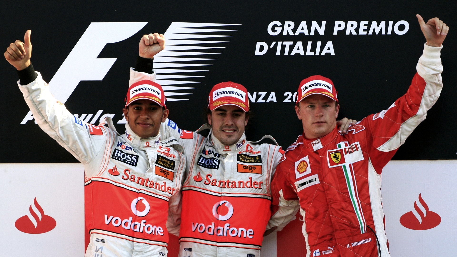 2021-01-09 2007 Formula 1 F1 Fernando Alonso