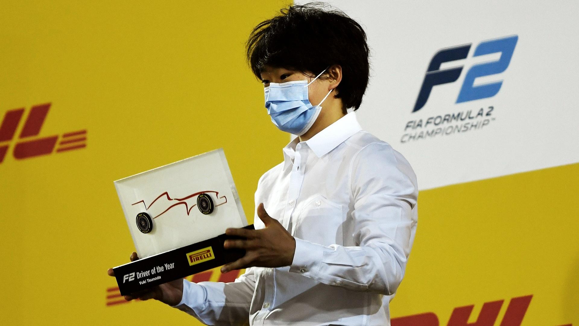 2020-12-09 Tsunoda Yuki F2 Formula 2