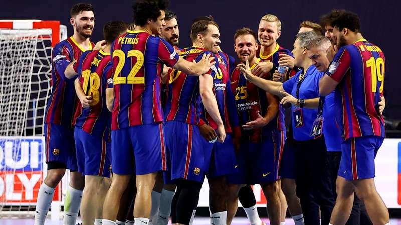FC Barcelona Handbol, EHF Champions League Final Four vs Aalborg 2021