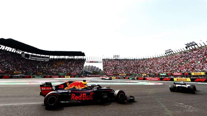 2021-10-27 Mexico Autodromo Hermanos Rodriguez Mexico City Circuit F1 Formula 1