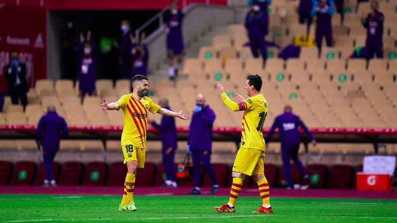 Leo Messi marcó este golazo en la final de la Copa del Rey contra el Athletic  Club   DAZN News España