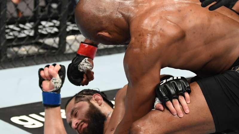 UFC 261 results: Kamaru Usman violently knocks out Jorge Masvidal to retain  welterweight title   DAZN News US