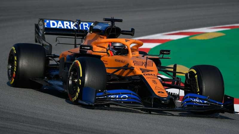 2020-06-19 Formula 1 F1 Mclaren