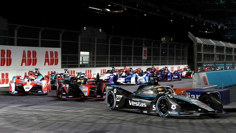 Formel E London 25072021