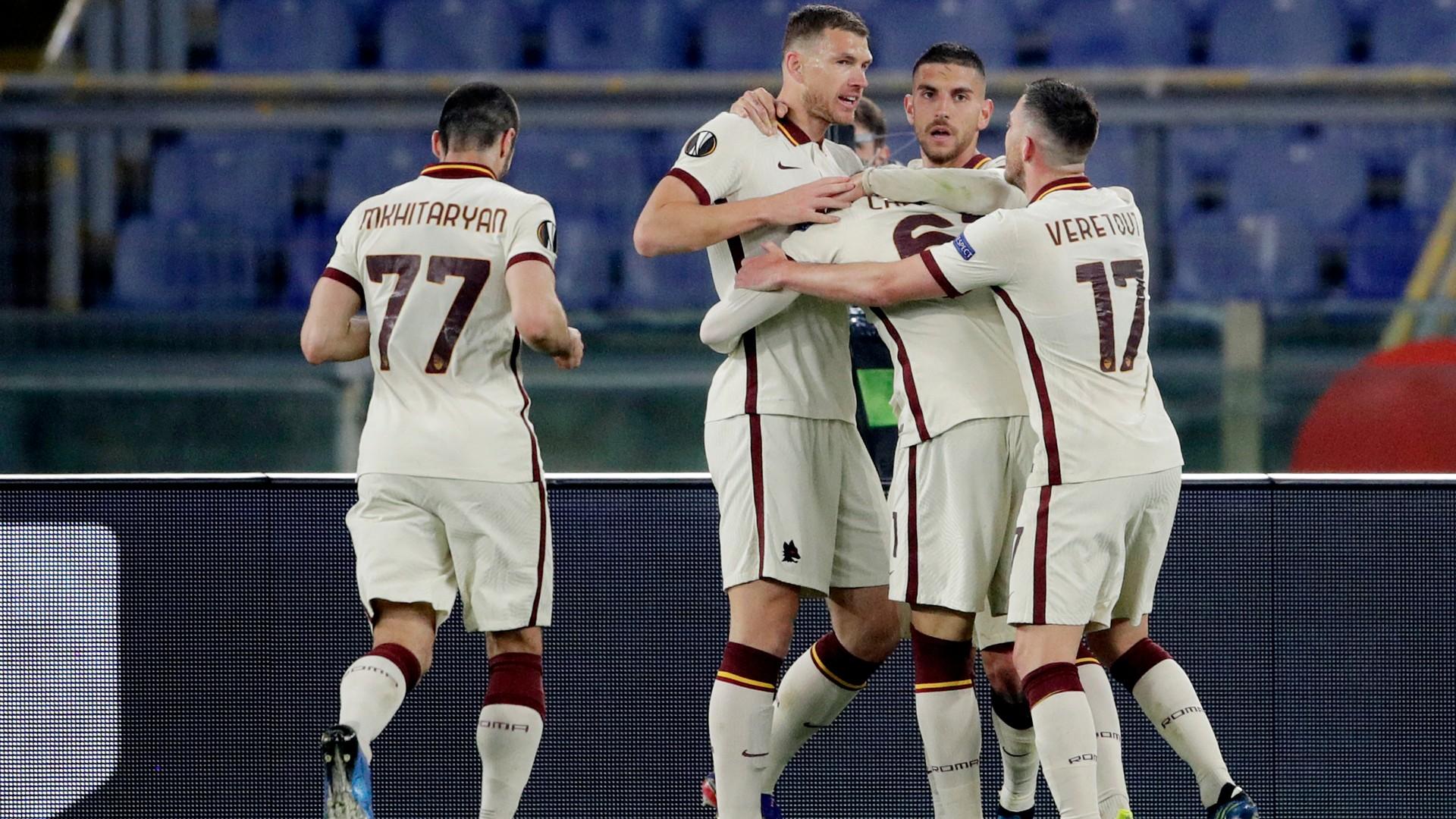 AS Rom Europa League 15042021