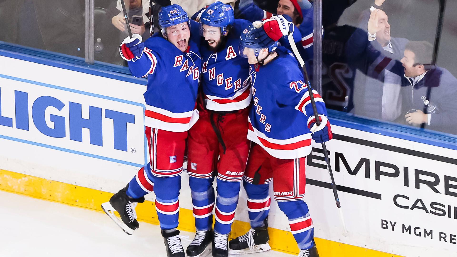 New York Rangers 05032020