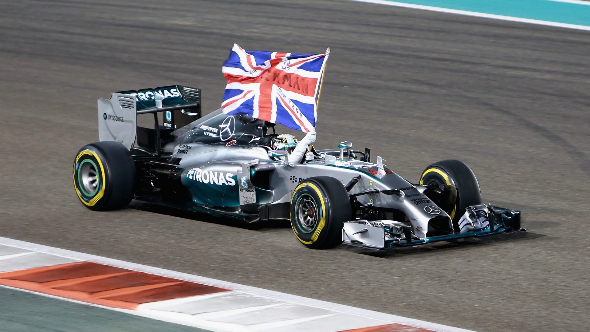 2020-05-16 F1 Formula 1 Hamilton