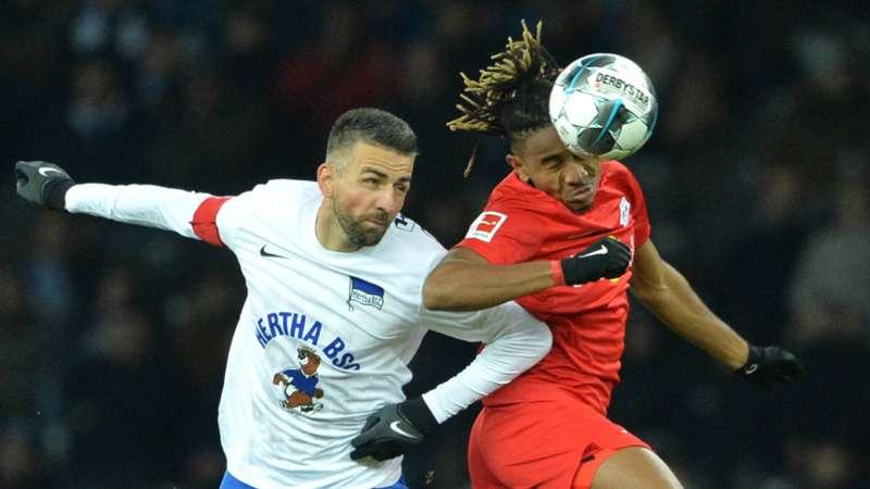 Hertha BSC RB Leipzig Hinspiel Bundesliga 2019/20