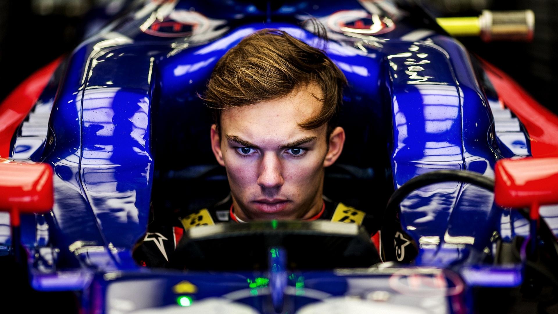 2021-03-22 2017 Gasly Toro Rosso Formula 1 F1
