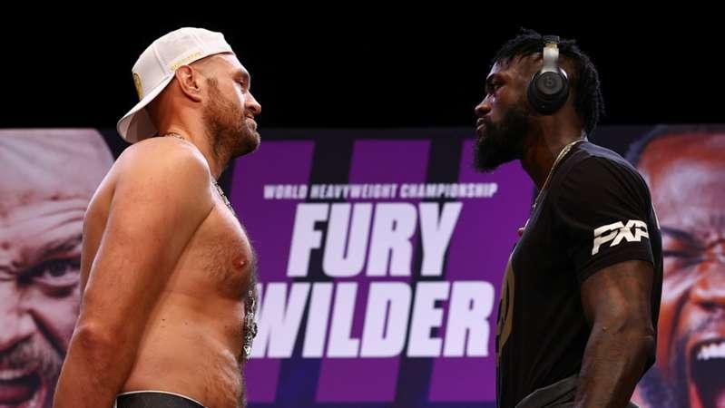 Boxen Fury Wilder Übertragung TV LIVE-STREAM