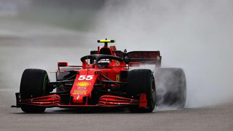 Carlos Sainz Ferrari F1