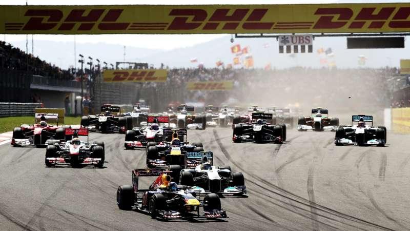 2020-09-17 2011 Formula 1 F1 Turkey